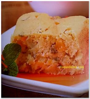 Resep Roti Cake Jagung Pipil Keju