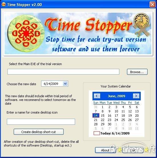 time stopper gratis
