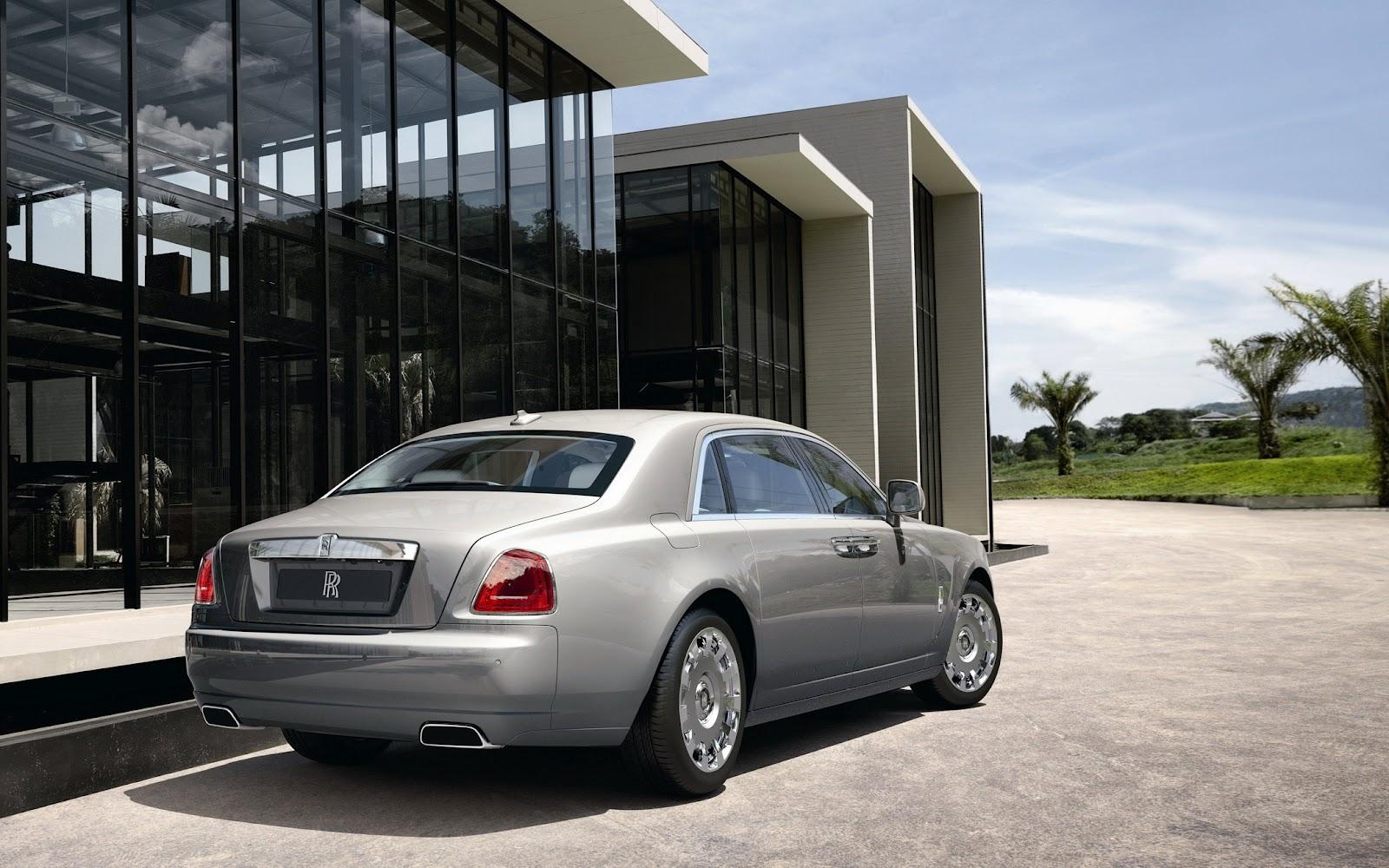 Rolls Royce Ghost Vs Phantom