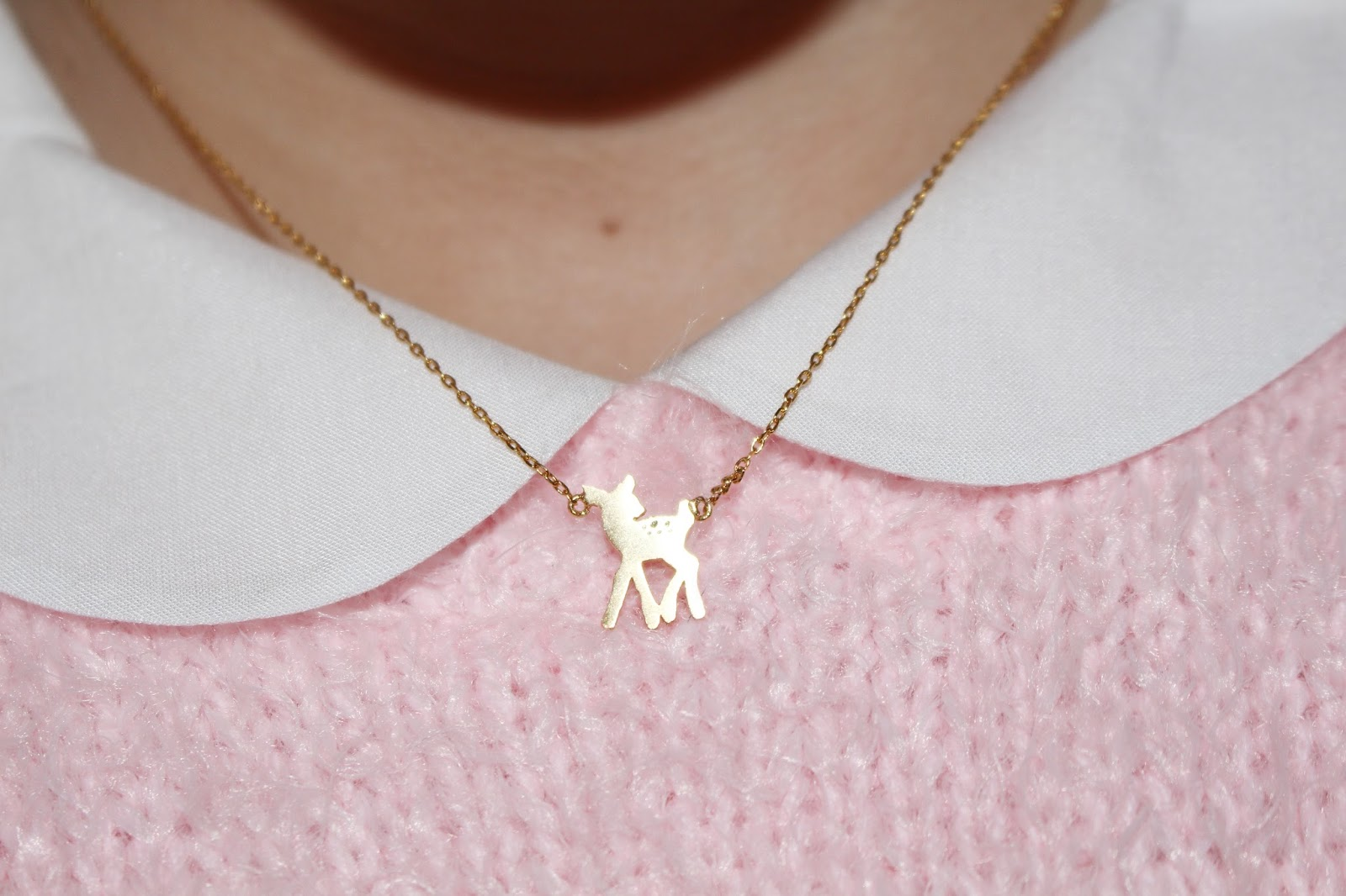 Fawn Necklace