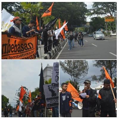 Densus 88 Alat Pembantai Umat Islam, GP Bandung Tuntunt Agar Segera Dibubarkan