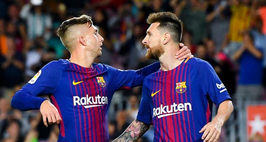 FC Barcelona Kit Deal Nike 2018-2028 $110 Million