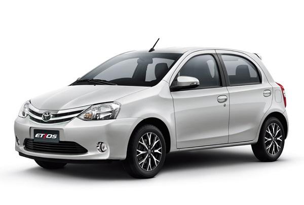 Toyota Etios Platinum 2016
