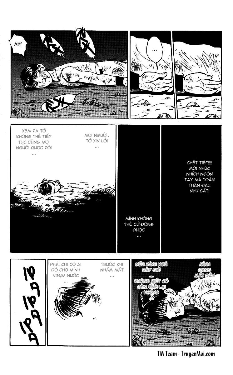 Hành trình của Uduchi chap 082: hồ ly kurama thức giấc! trang 13