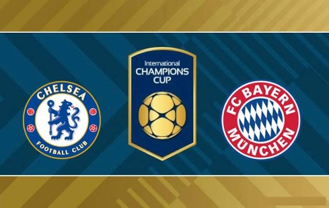Chelsea Vs Bayern Munich Full Match U0026 Highlights 25 July