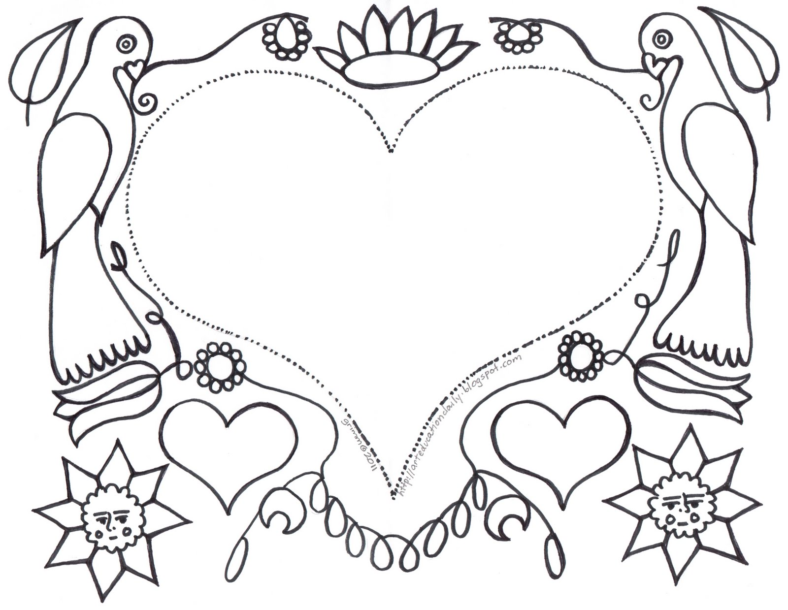 bavarian coloring pages - photo#32