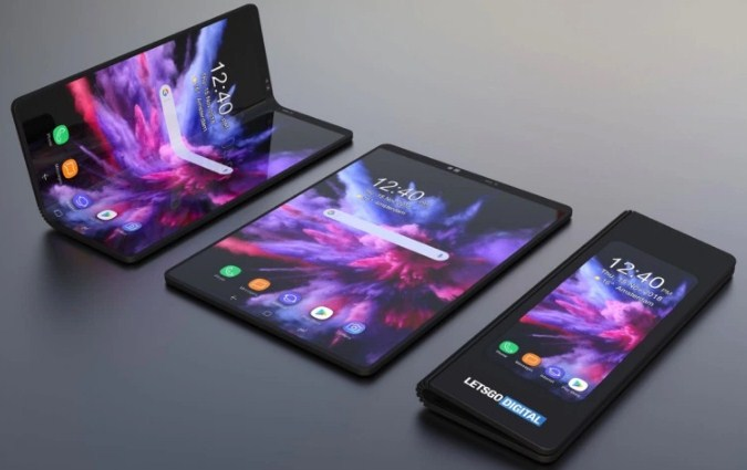 Spesifikasi Samsung Galaxy Fold