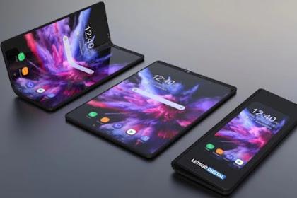 Harga dan Spesifikasi Lengkap Samsung Galaxy Fold