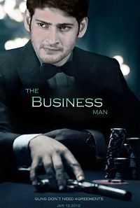 Businessman 300mb Tamil - Hindi - Telugu - Malayalam movie download 700MB