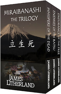 ON SALE NOW Miraibanashi the Trilogy