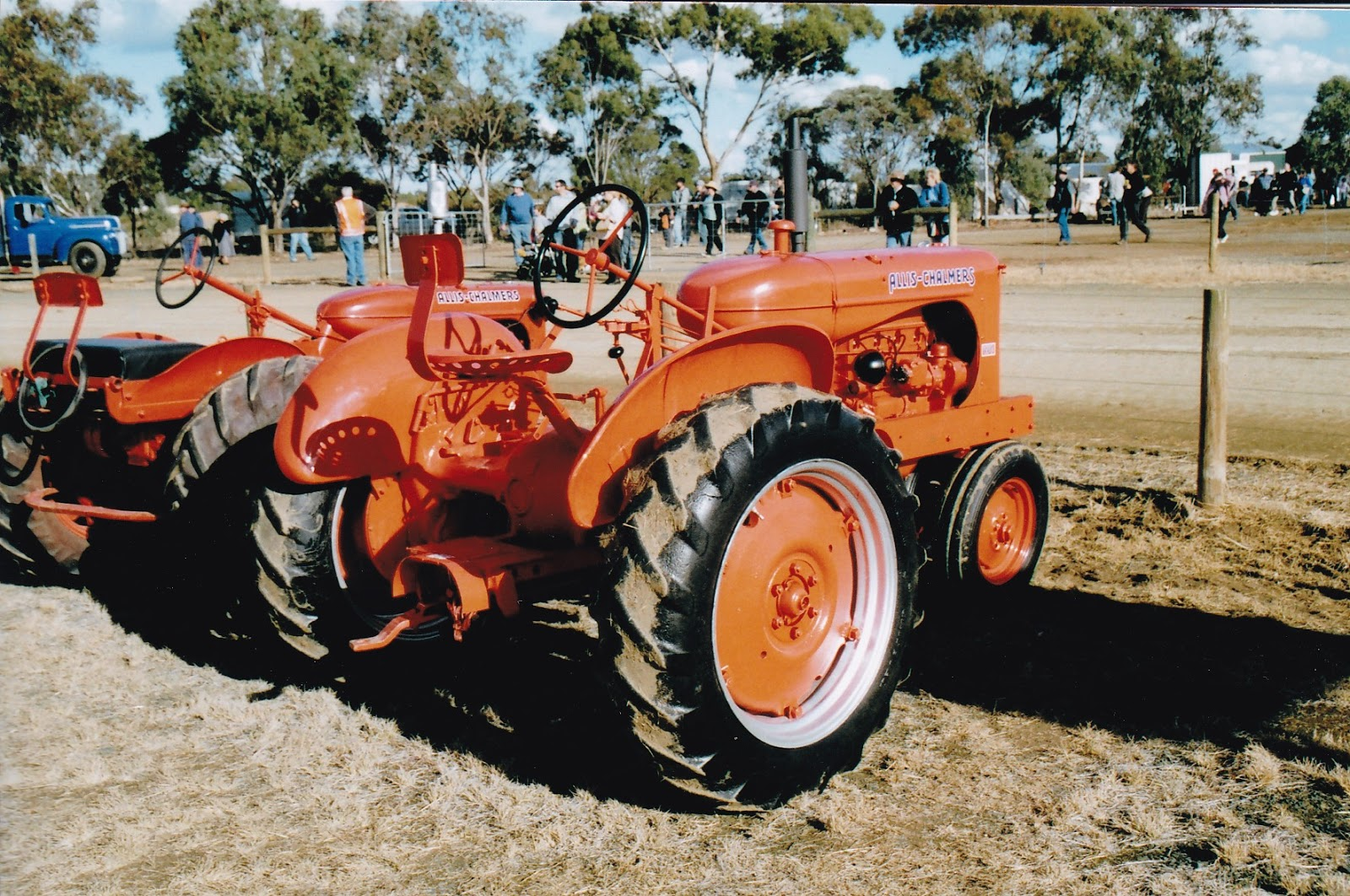 small resolution of allis chalmers wd serial numbers