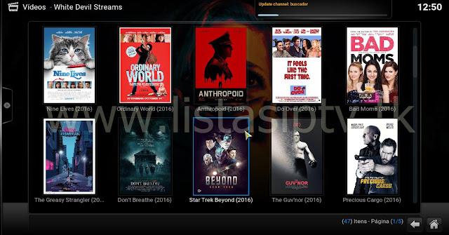 Como Instalar o Add-On White Devil Streams no KODI - TV Online, Filmes, Séries, Desenhos e mais