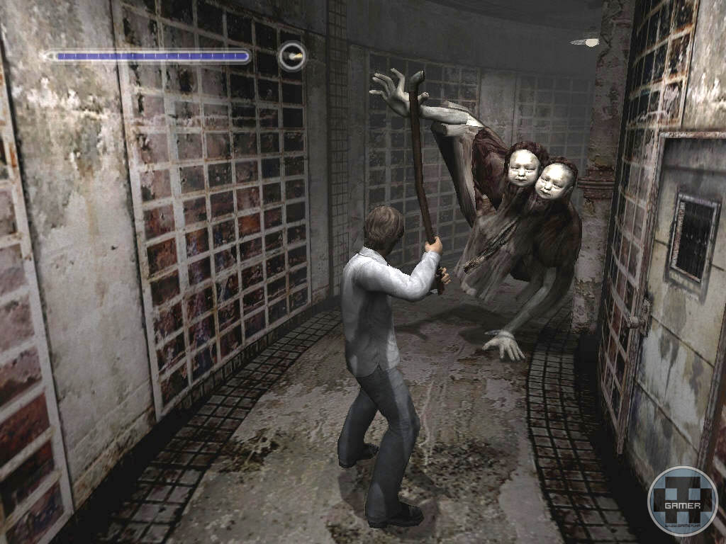 Silent Hill 4: The Room (PS2) 2004