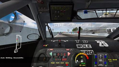 Gameplay Stock Car 2013