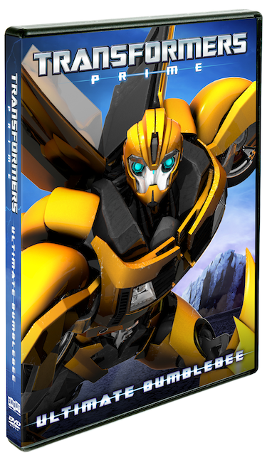 DVD Review - Transformers Prime: Ultimate Bumblebee