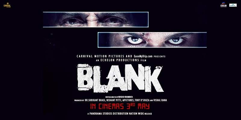 Blank Movie Review Poster