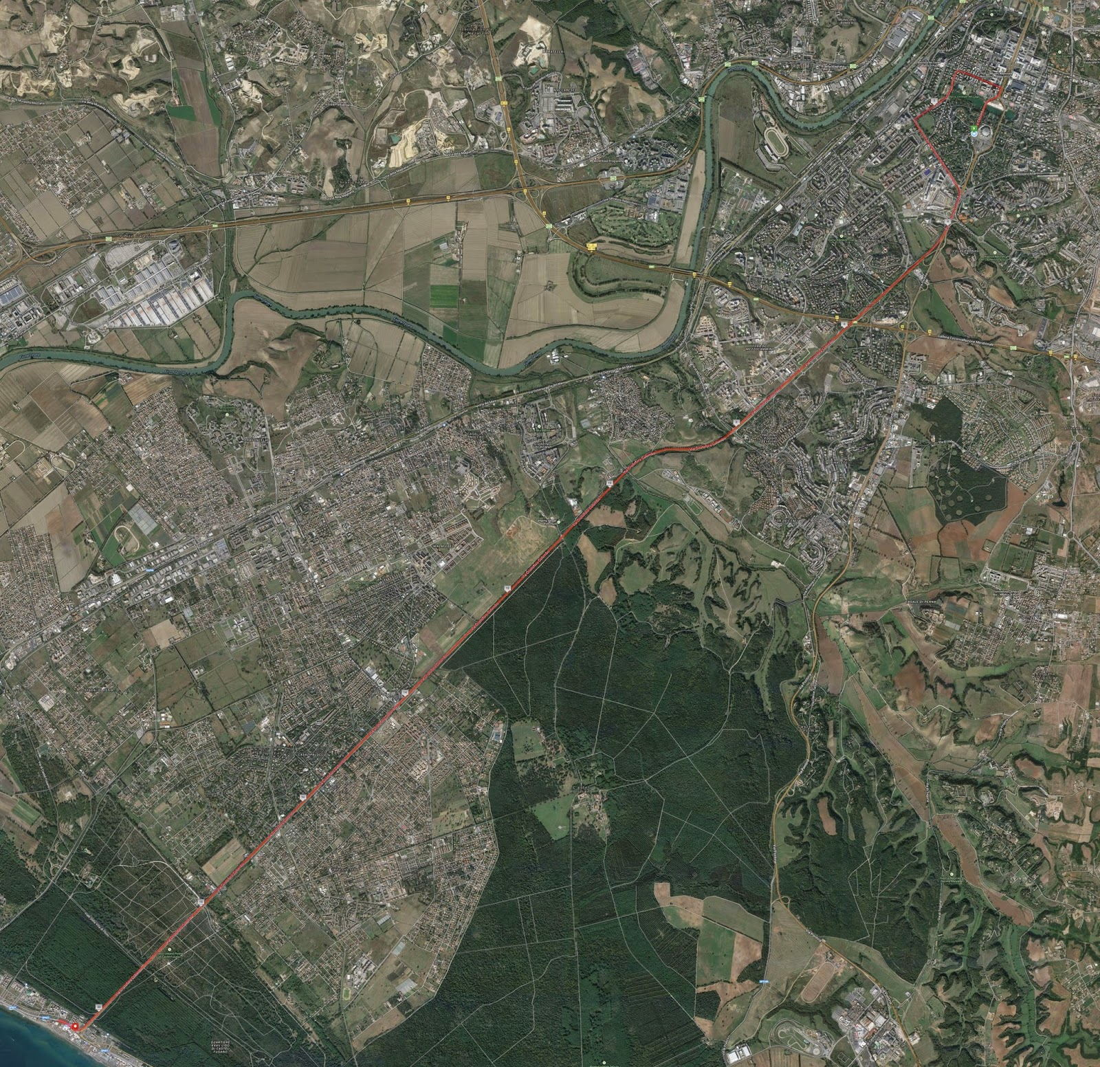 41° Roma Ostia