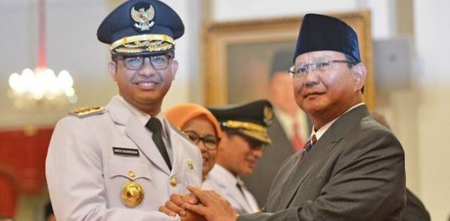 Prabowo-Anies Lebih Menarik Ketimbang JK-Anies