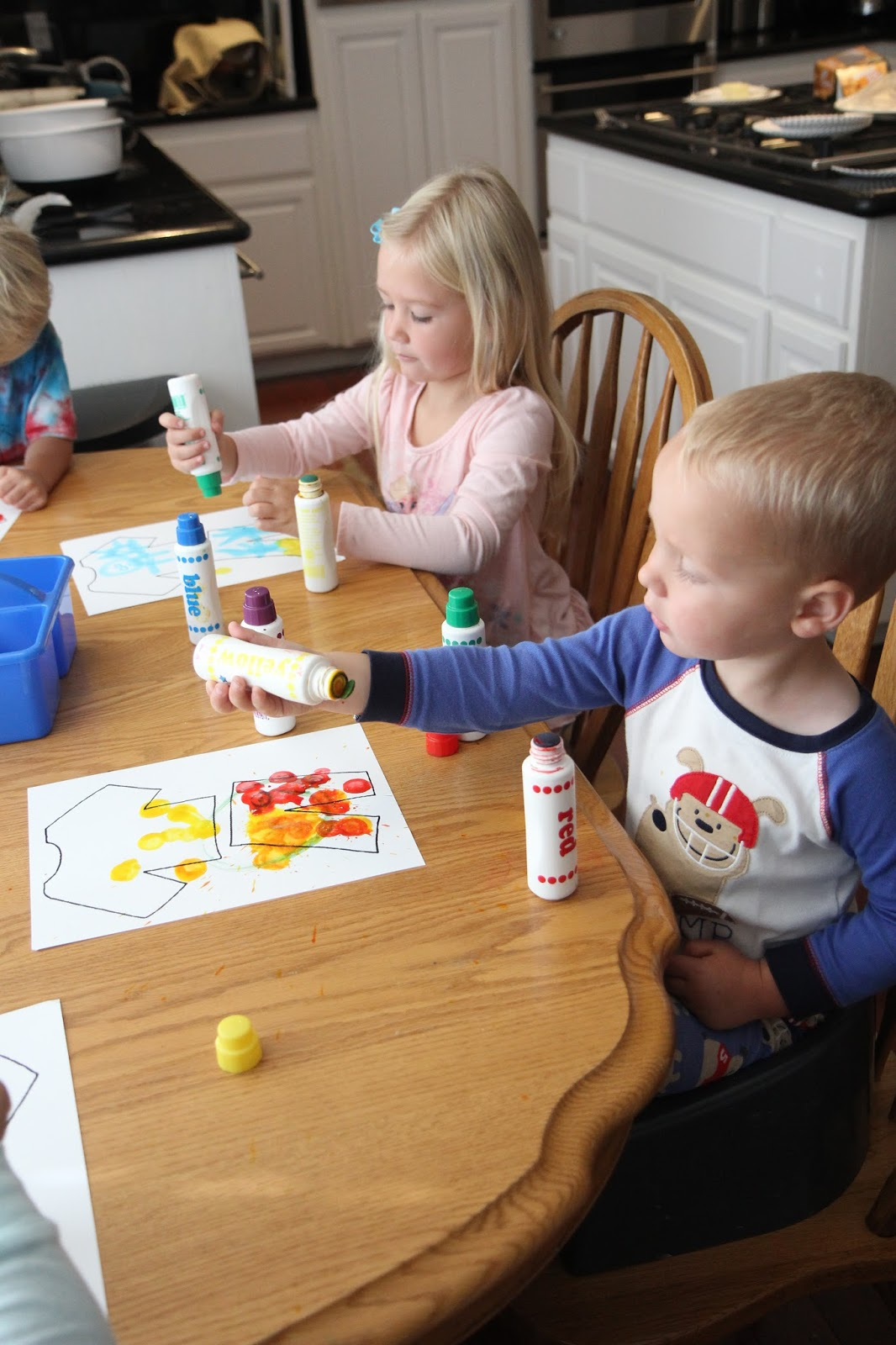 Toddler Approved Pajama Name Matching Activity For Kids