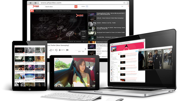 PHPVibe CMS v3 6 - The Video Script - NULLED | software build