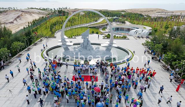 Địa điểm du lịch mới - Khu tưởng niệm chiến sĩ Gạc Ma