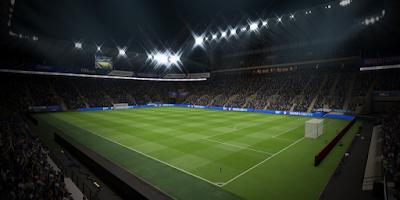 FIFA 16 Cardiff City Stadium Converted from FIFA 19 by Kotiara6863
