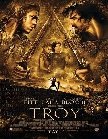 Troy 2004 Hindi Dual Audio 850MB BluRay 720p HEVC