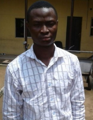 fake army officer arrested in lagos