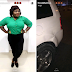Male motorist hits actress Eniola Badmus' SUV, tries to 'shout' his way out of it
