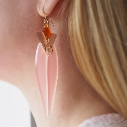 Toollaly HRH earrings