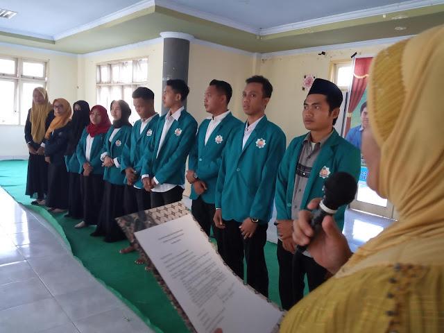 Senat Mahasiswa UIN Mataram Resmi di Lantik