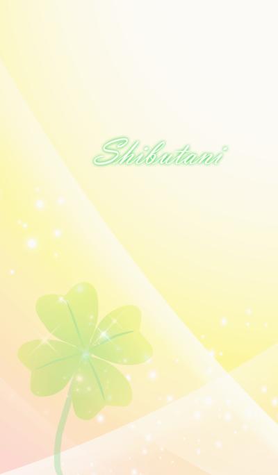 No.454 Shibutani Lucky Clover Beautiful