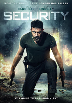Security [2017] [DVD] [R1] [NTSC] [Latino]