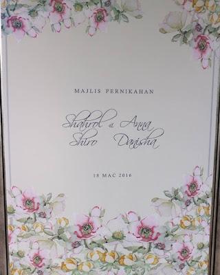 Shahrol Shiro Sah Bergelar Suami Anna Danisha