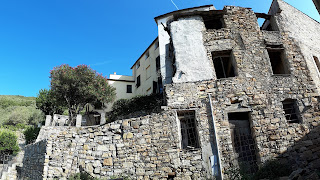 villa guardia rustico