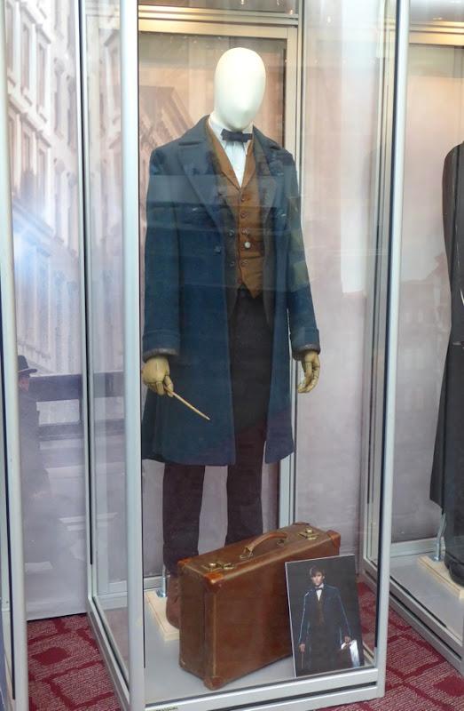 Eddie Redmayne Fantastic Beasts Newt Scamander costume