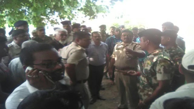 मुसेपुर हत्याकांड में दो गिरफ्तार