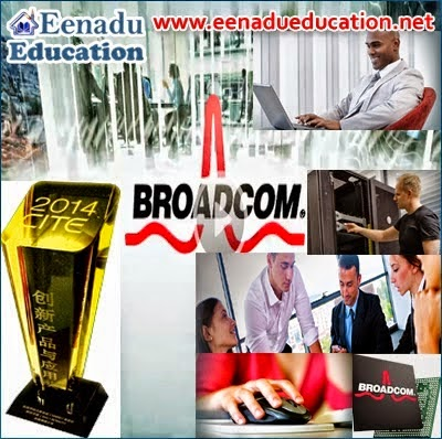 Broadcom various Jobs