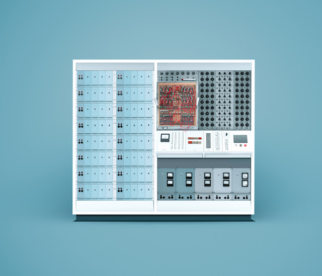 Guide To Computing by london photographer Docubyte