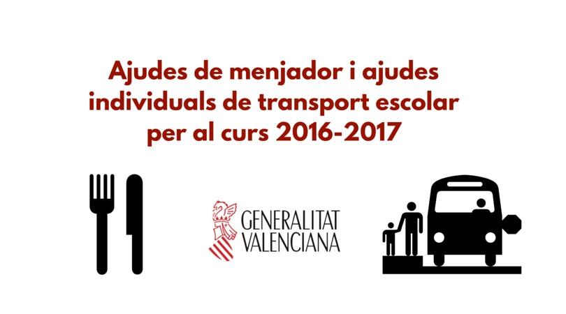 Te puede servir becas comedor 2016 2017 plazo presentaci n y novedades - Becas comedor 2017 ...