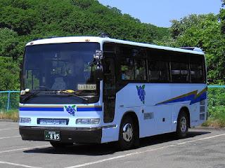 Bus Angkutan Mudik