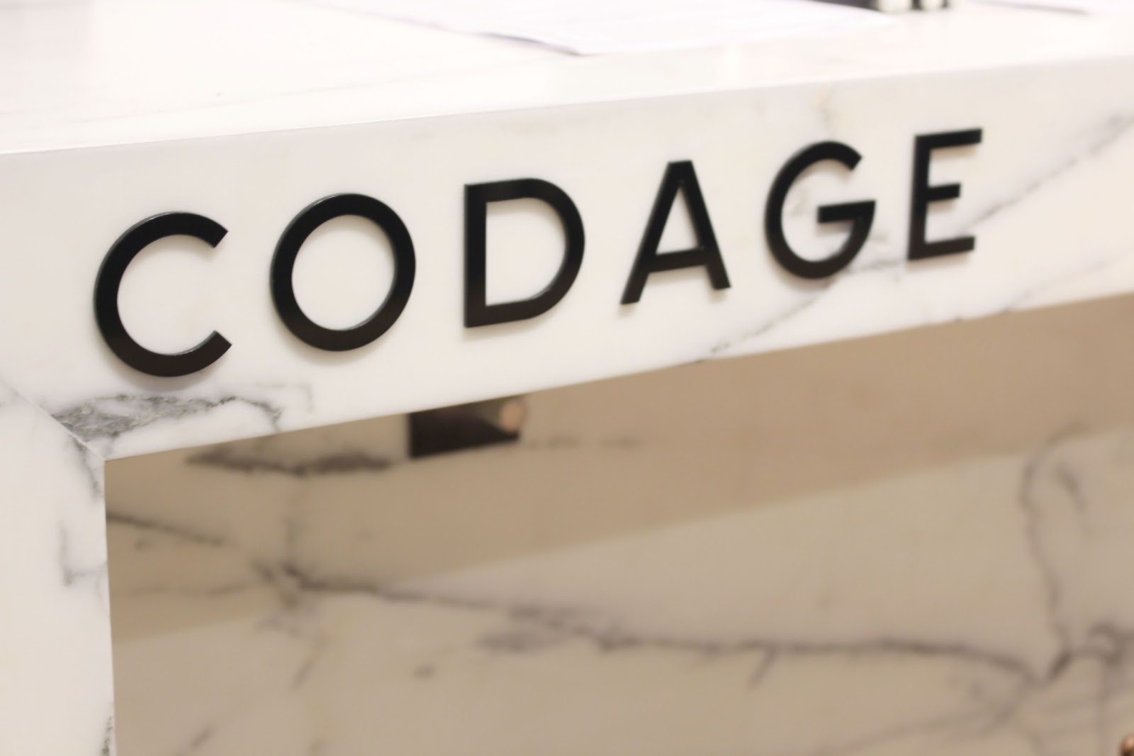 Afterwork The Beautyst x Codage