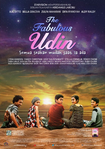 Download Film The Fabulous Udin 2016
