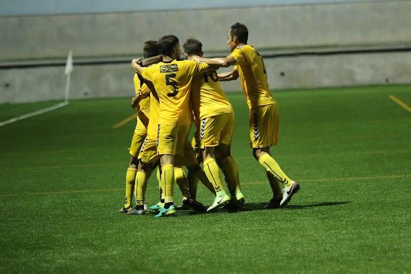 El Marbella FC elimina al UD San Fernando de la Copa del Rey (1-2)