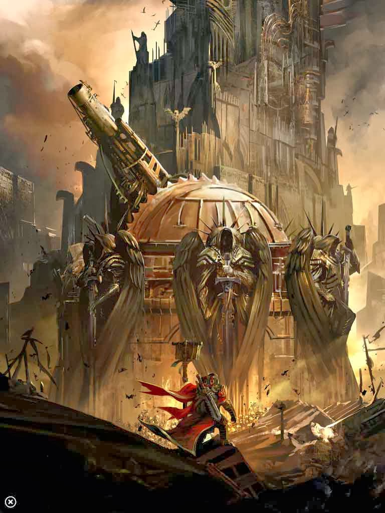 Heresy30K - The Horus Heresy Blog: Apocalypse and the ...