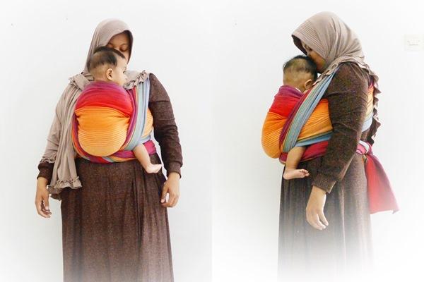 Cerita Cha Memilih Gendongan Bayi Yang Nyaman