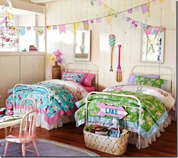 vintage twin bedroom furniture