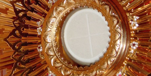 The Eucharist: Proof of Christ's Love