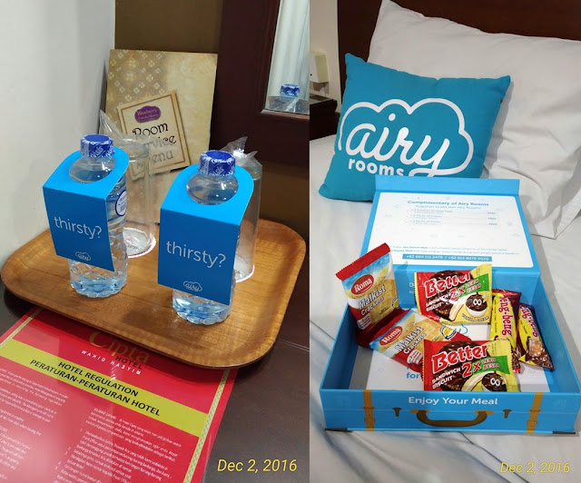 Review Hotel Airy Rooms Jakarta