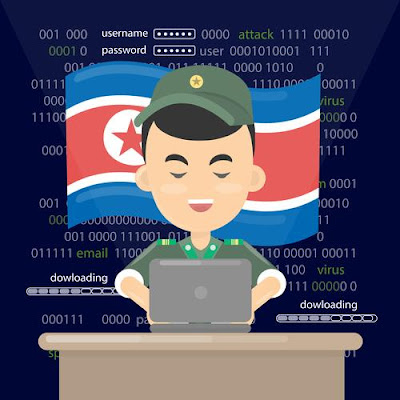 Hackers  Coreia do Norte